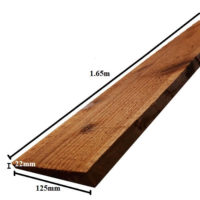 feather-edge-board 1.65m