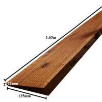 feather-edge-board 1.65m