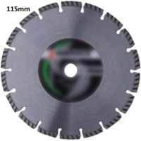 Diamond blade 115mm