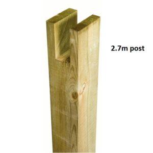 Pergola post 2.7m