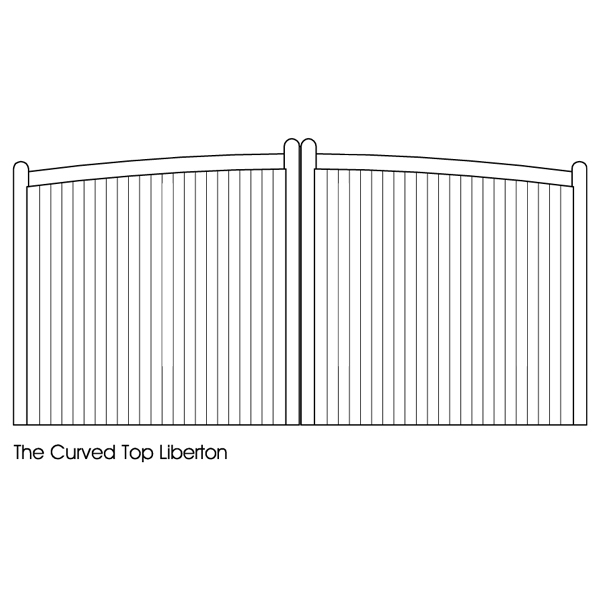 curved top liberton spec