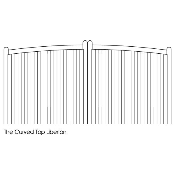 curved top liberton spec