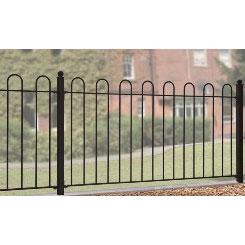 Court fence panel