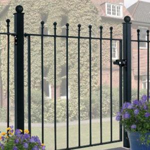 Manor small single gate