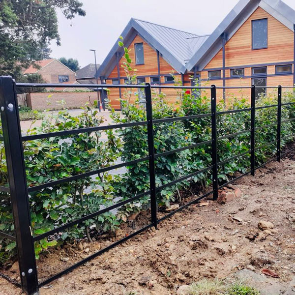 Estate railings