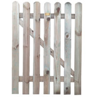 Heavy duty gate 1.2