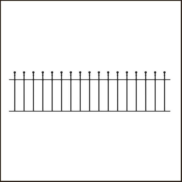 manor railing MAZP03