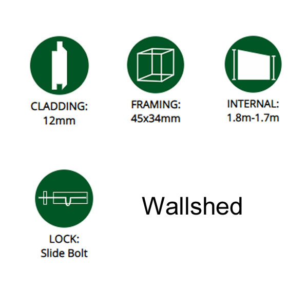 wallshed