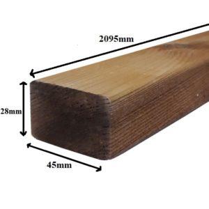 PAR-2095-X-28X45-Brown