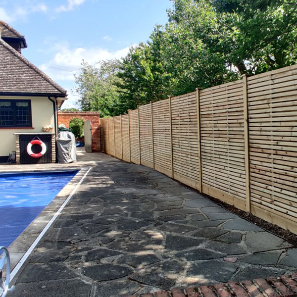 Contemporary-fencing
