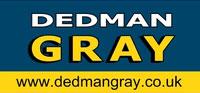 Dedman gray logo