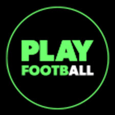 Play football logo