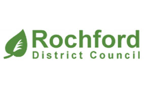 Rochford council logo