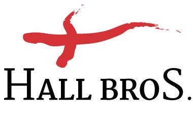 hall bros logo
