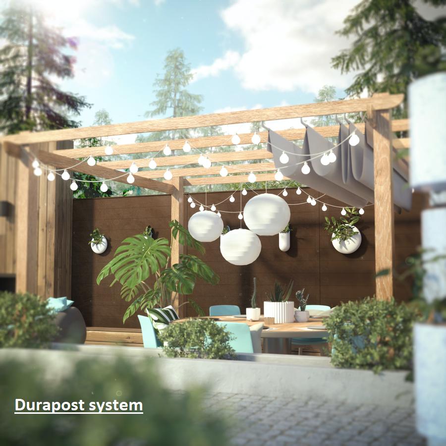 Durapost system
