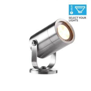 EL01EL066 Ellumiere -SSteel spotlight