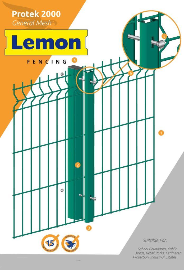 Lemon_Fencing_Protek_2000