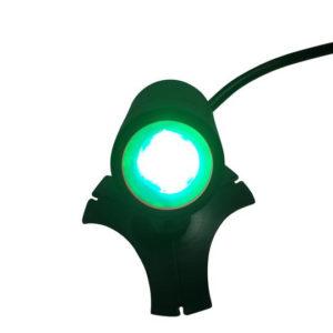 GREEN SML SPOTLIGHT LENSE