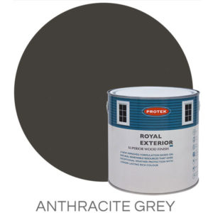 Anthracite grey royal ext